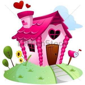 love-house-drawing_csp1343324